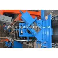 Buy cheap Drywall Track U Profile Roll Forming Machine For Shaft Bearing Steel 0.5mm / 0.6mm from wholesalers