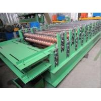 Wholesale steel profile metal roofing double layer roll forming machine for sale from china suppliers
