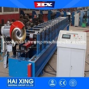 Quality Steel Rain Gutter Downspout Roll Forming Machine for sale