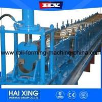 Wholesale Color Steel Sheet Circular Gutter Roll Forming Machine from china suppliers