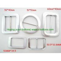 Wholesale fabric cover buckle for materrials from china suppliers