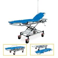 Buy cheap Manual Medical Gurney for Transport Patient with High Capacity from Wholesalers