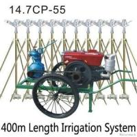 Buy cheap 400m Farm Sprinkler Irrigation System from wholesalers
