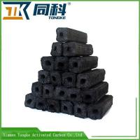 Wholesale High Heat Natural Hardwood BBQ Charcoal from china suppliers