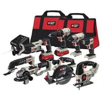 China Baby PORTER-CABLE PCCK619L8 20V Max 8-Tool Combo Kit PORTER-CABLE PCCK619L8 20V Max 8-Tool Combo Kit on sale