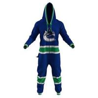 Buy cheap Vancouver Canuck Adult & Youth Onesie from wholesalers