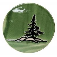 Buy cheap Leishman Pottery Spruce Trivet from wholesalers
