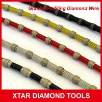 Wholesale Granite Diamond Wire for Stone Profiling Wire Saw Machine from china suppliers