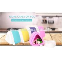 Wholesale silicone medicine storage box multipurpose portable medicine from china suppliers