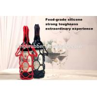 Wholesale silicone wine mesh bag silicone wine tote wine bag silicon m from china suppliers
