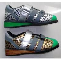 Wholesale 1137 Leopard Weightlifting Shoes from china suppliers