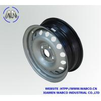 Wholesale 13x 5.5 Rim  Steel Car Wheel  5 on 4-1/2 from china suppliers
