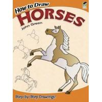 Wholesale Dover How To Draw Horses Book from china suppliers