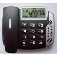 China Talking Caller ID Speaker Phone with Large Display on sale