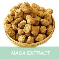 Wholesale Herbal supplement organic Maca Root Extract Powder for pharmaceuticals from china suppliers