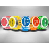 Buy cheap Plastic wristband from wholesalers