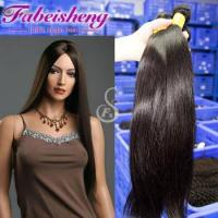 Buy cheap New Fresh Unprocessed Cheap Remy Hair Can Be Dyed Straight Hair Natural Malaysian Human Virgin Hair from Wholesalers