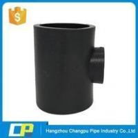 Wholesale Electrofusion pipe fittings reducing HDPE pipe coupling from china suppliers