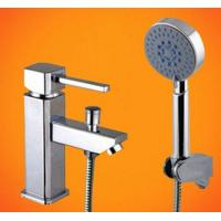 Multifunctional 4 settings hand Shower Head Set With Hose holder & shower faucet