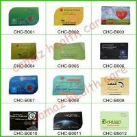 Buy cheap OEM: Bio Energy Card with your logo design and size from wholesalers