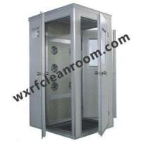 Buy cheap Selling Automatic Self Cleaning, Corner Steel, sliding, sensor Door Air Shower from Wholesalers