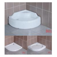 Buy cheap Model:Shower tray B01 B02 B03 from Wholesalers