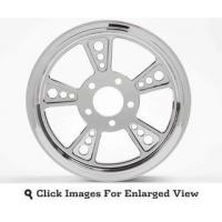 Chrome Octane Pulley