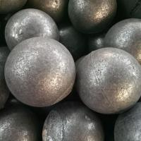 Cast iron grinding ball