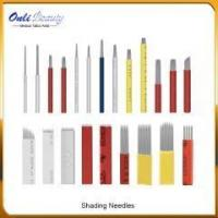 Wholesale Nano Needle Blades Dia 0.18mm Microblading Sterile Needles Blades 50pieces from china suppliers