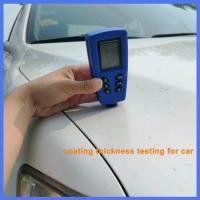 Wholesale Coating Thickness Gauge Model No.: PRCT-110 from china suppliers