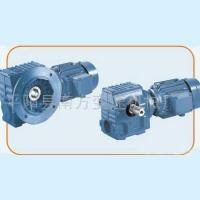 Wholesale S series helical gear - worm gear reduction motor characteristics from china suppliers