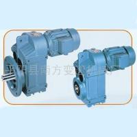 Wholesale F series reducer, transmission spiral bevel gear reducer from china suppliers