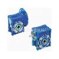 Wholesale RV worm gear reducer RV series worm reducer from china suppliers