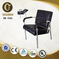 Wholesale black cushion shampoo chair reclining barber chair DM-7006 from china suppliers