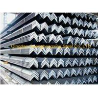 Wholesale Q235, Q345 Galvanized Steel JIS Equal Steel Angle Bar from china suppliers