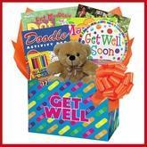 Wholesale Kids Get Well Gift Box of Things to Do from china suppliers