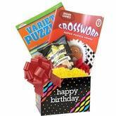 Wholesale Birthday Gift for Men and Women with Puzzle Books from china suppliers