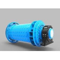 Mineral Stone Grinding Mill Rod Mill Electromotor Drives 1500 3000 mm Barrel