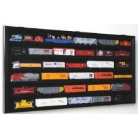 Train Collector Cases - Glass Door 5 Shelf