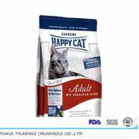 Buy cheap Customized Heat Seal Retort Pouch cat Food Bag with Best Quality from wholesalers