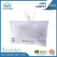 Wholesale Small Bra Underwear EVA Hook Hanging Printed Plastic Bags from china suppliers