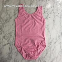 Wholesale LEO010Basic Tank Leotard from china suppliers