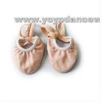 Buy cheap HS003Half-Sole Pig Leather leather Modern Gym shoes from wholesalers