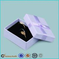 Wholesale Unique Design Small Jewelery Engagement Ring Box from china suppliers