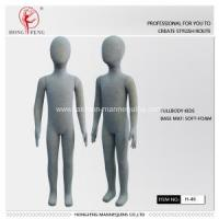 Wholesale Soft Foam kids full body mannequins from china suppliers
