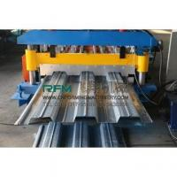 Wholesale 688 Metal Floor Decking Roof Roll Forming Machine from china suppliers