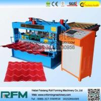 Buy cheap Cold Rolling Forming Machine high speed glazed tiles making machine from wholesalers
