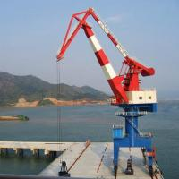 Wholesale China Top Manufacturer Single Jib Portal Crane 45t from china suppliers