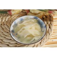 White and Pink Sushi Ginger for Japanese Sushi Food 20lbs/barrel