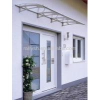 Wholesale Fashionable Rain Used Awnings With Clear Acrylic Sheet from china suppliers